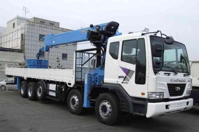 Аренда манипулятора 6-20 тонн в Москве и МО