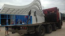 Кран-манипулятор Volvo в Москве и МО