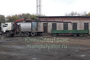Грузовик Volvo аренда в Москве