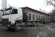 Аренда грузовика Volvo в Москве