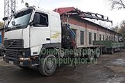 Манипулятор Volvo в Москве