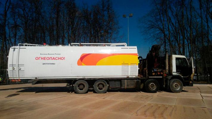 Аренда манипулятора-эвакуатора Volvo в Москве и МО